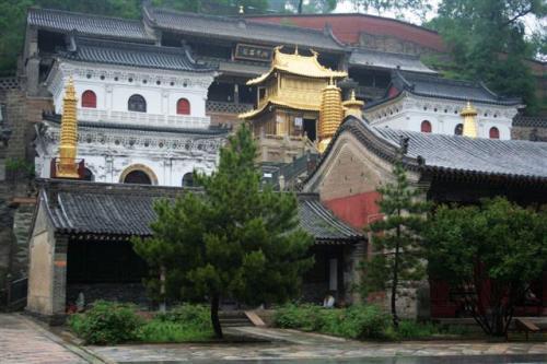 五台山显通寺