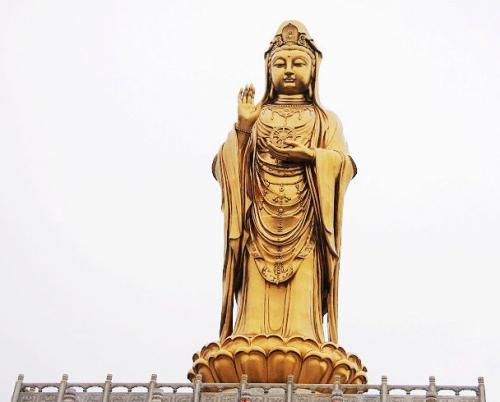 中国四大佛教圣地-普陀山图片