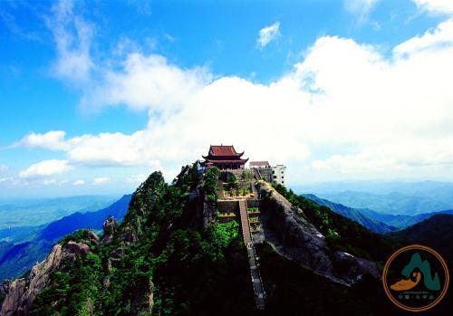 中国四大佛教圣地-九华山