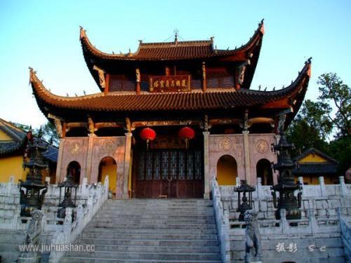 九华山地藏塔