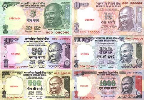 印度货币-印度卢比图片