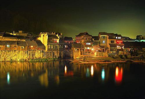 图片:凤凰古城(湖南)