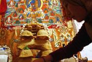 西藏冬季旅游图片