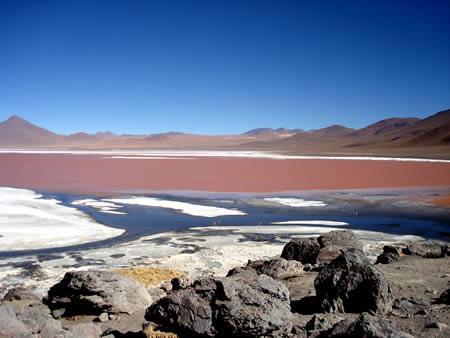 玻利维亚-红湖