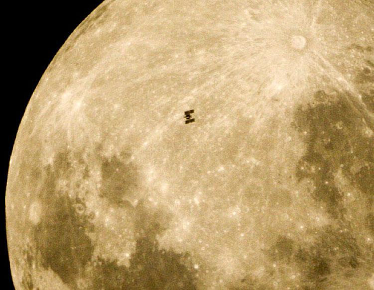年度最佳图片:2010年度太空图片精选