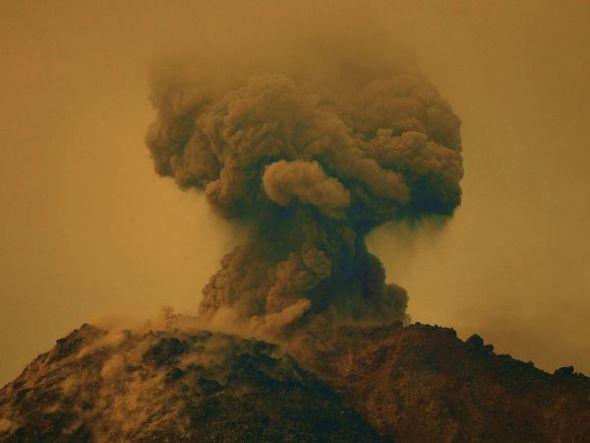 哥斯达黎加阿雷纳火山