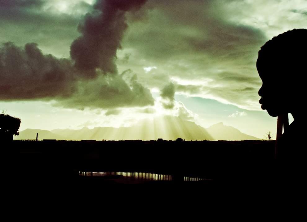 图片:2010年美国国家地理摄影大赛作品欣赏-桌山