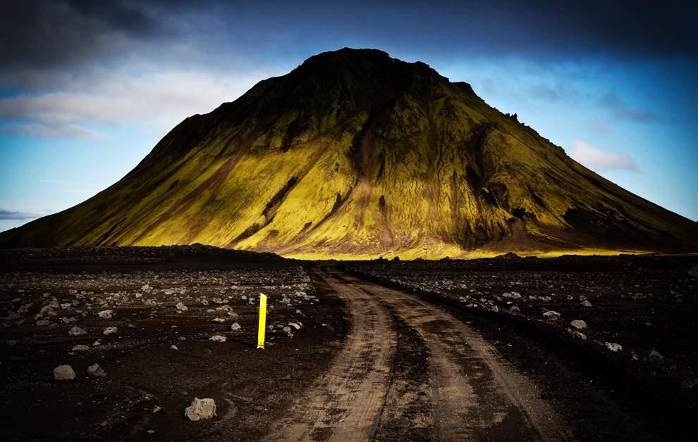 图片:2010年美国国家地理摄影大赛作品欣赏-金字塔山