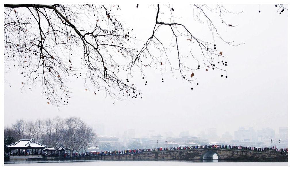 图片:2010中国十大最佳休闲城市-杭州