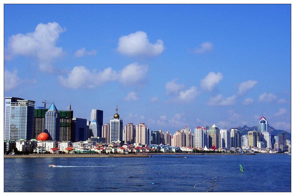 图片:2010中国十大最佳休闲城市-青岛