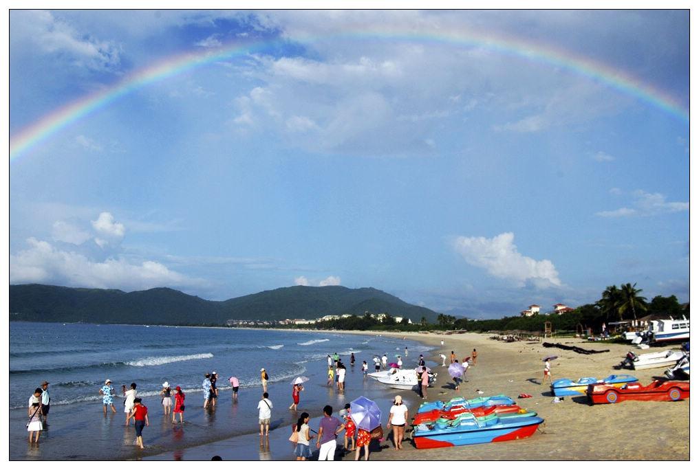 图片:2010中国十大最佳休闲城市-三亚