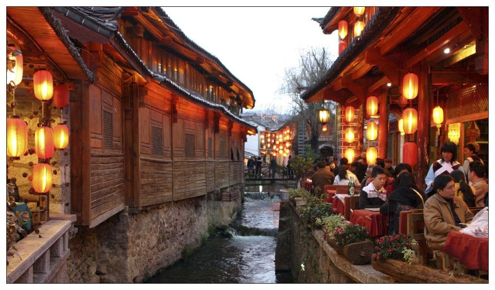图片:2010中国十大最佳休闲城市-丽江
