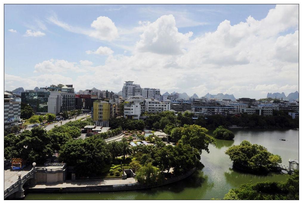 图片:2010中国十大最佳休闲城市-桂林