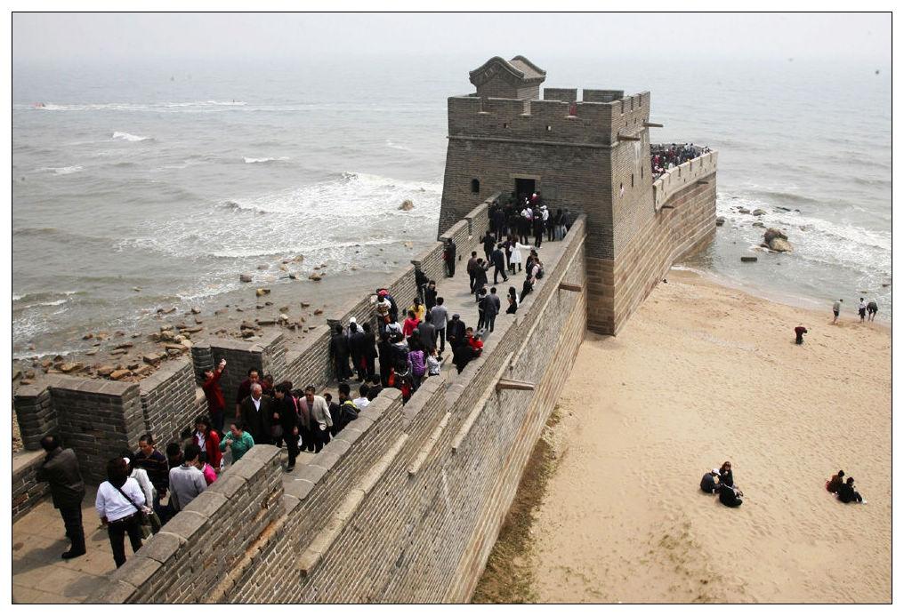 图片:2010中国十大最佳休闲城市-秦皇岛