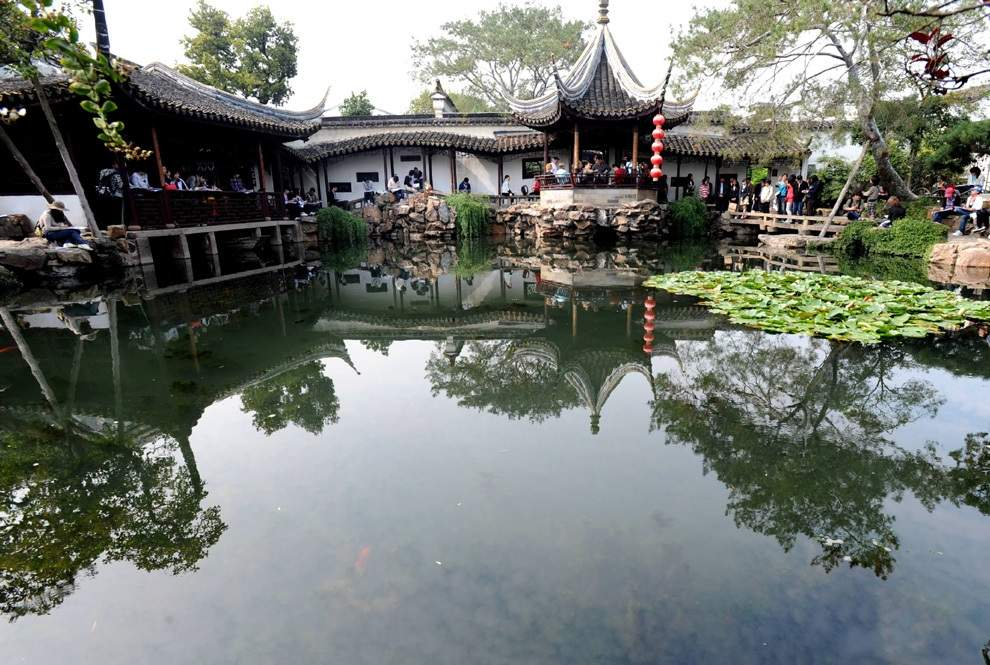 图片:2010中国十大最佳休闲城市-苏州