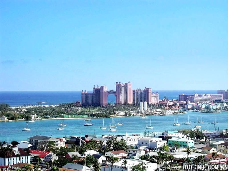 图片:最佳蜜月旅行推荐-巴哈马群岛
