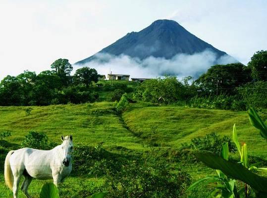 图片:最佳蜜月旅行推荐-哥斯达黎加