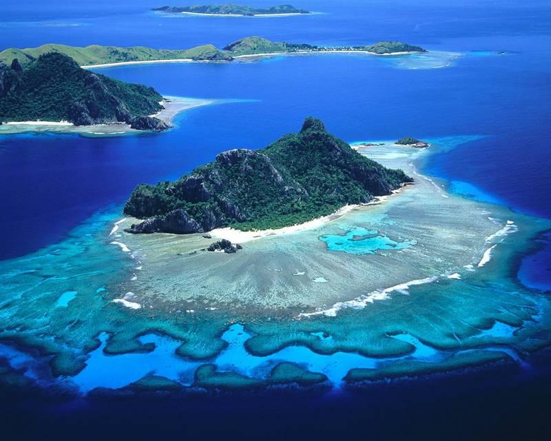 图片:最佳蜜月旅行推荐-斐济