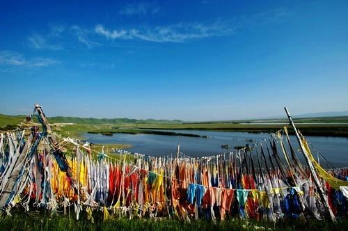 四川唐克风景图片