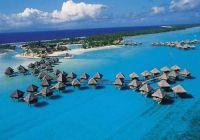 出境游:最佳新婚蜜月度假圣地推荐-波拉波拉