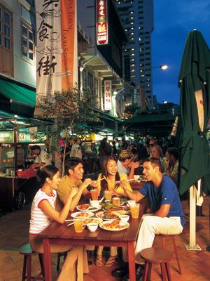 新加坡美食节