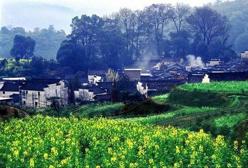 中国最美的乡村-婺源