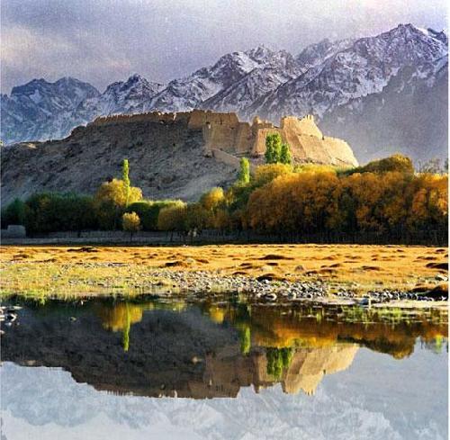 新疆帕米尔高原