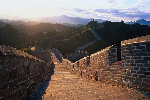 亚洲世界遗产-长城,中国