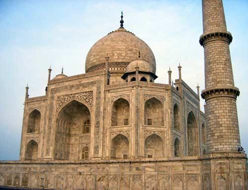 亚洲世界遗产-泰姬陵,印度