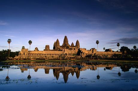 亚洲世界遗产-吴哥,柬埔寨