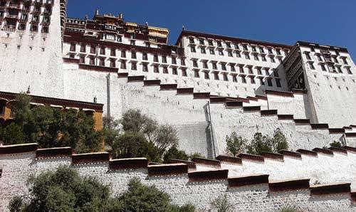 亚洲世界遗产-布达拉宫,中国