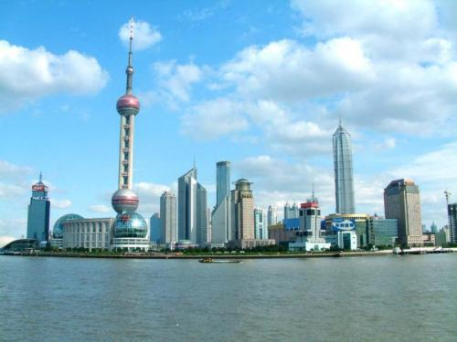 图片:上海东方明珠塔