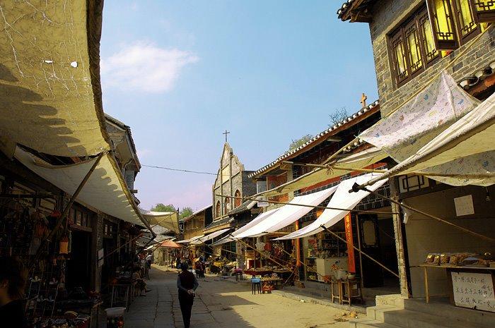 图片:贵阳-青岩古镇