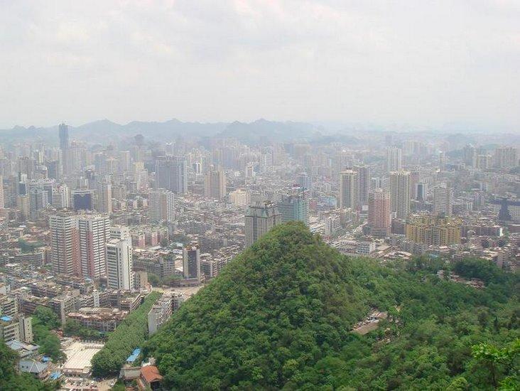 图片:贵阳市区
