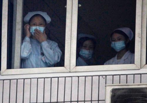 成都甲型H1N1流感病例图片