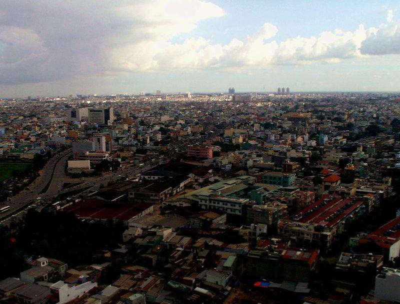 图片:越南西贡