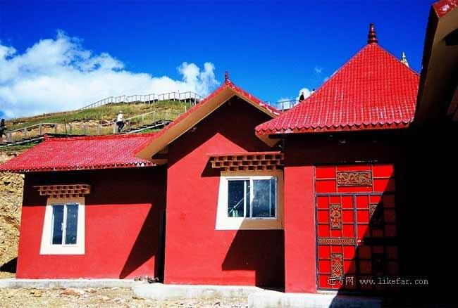 藏民的红房子 作者:荆无牙