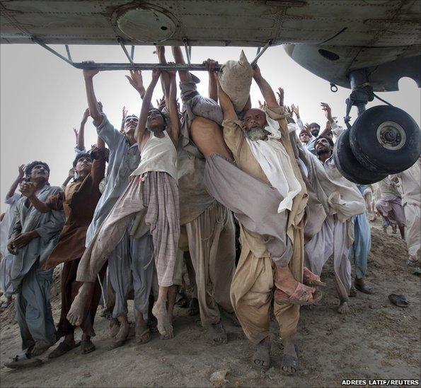 年度图片:BBC英国广播公司2010年年度最佳图片