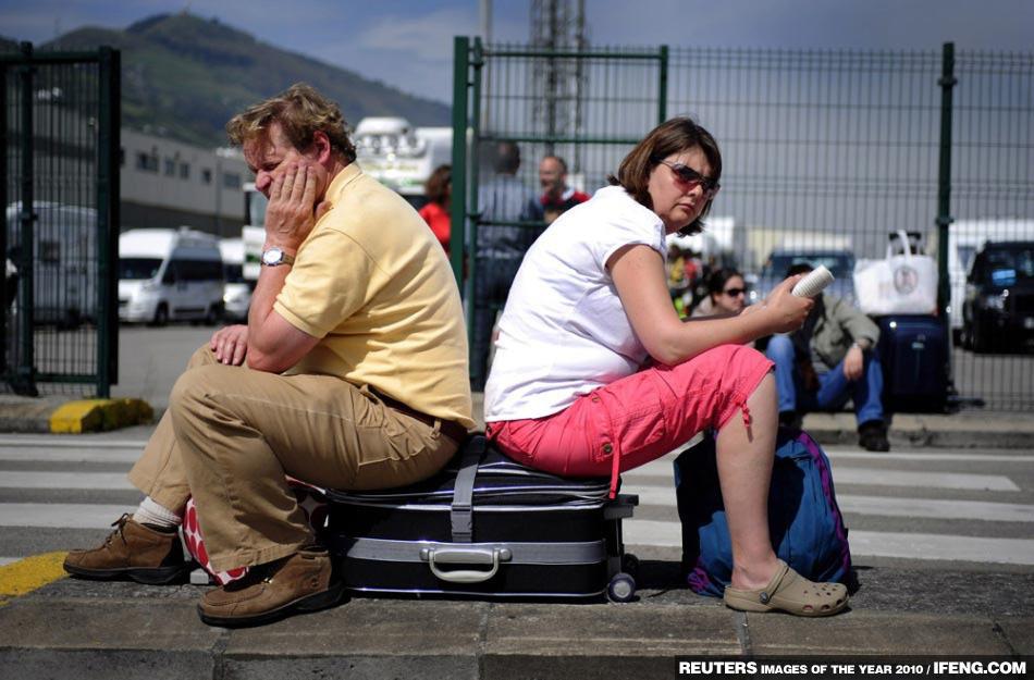 年度最佳图片:路透社2010年度最佳图片