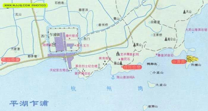 地图 浙江/相关浙江地图 Zhejiang Maps索引