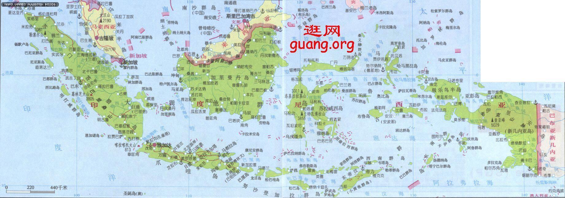 印尼雅加达地图_印尼地图【图片 价格 包邮 视频】_淘宝助理